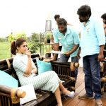 Nayanthara, hd, wallpaper, shooting spot