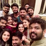 Nayanthara, selfie, friends, celebrity