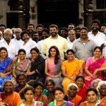 Nayanthara, viswasam, team, thala ajith