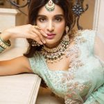 Nidhhi Agerwal, fashion dress