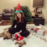 Nikki Galrani, christmas, function