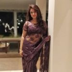 Poonam Bajwa, saree, lovable