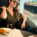 Raai Laxmi, cooling glass, actress