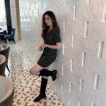 Raai Laxmi, rare, instagram, black dress