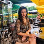 Raiza Wilson, glamour, Pyaar Prema Kaadhal, tamil actress