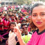 Raiza Wilson, selfie, fans