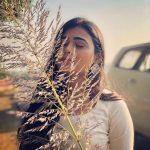 Shalini Pandey, 100% Kadhal Actress, outdoor, photo shoot