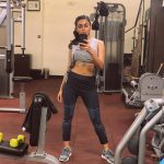 Shalini Pandey, Agni Siragugal Actress, gym, workout, glamorous