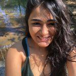 Shalini Pandey, Gorilla Heroine, selfie, smile