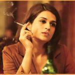Shraddha Das, Cigarette, smoking