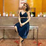 Shraddha Das, Udgharsha Actress, favorable