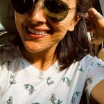 Shraddha Srinath, selfie, cooling glass, kannada, tamil actress
