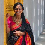 Shraddha Srinath, vikram vedha, kannada, saree, Jersey