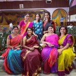 Shravanthi Sainath, family function, treditional
