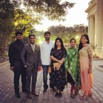 Shravanthi Sainath, outing, friends
