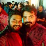 Str, Simbu, 2019, new year party, fan