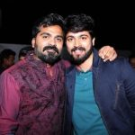 Str, Simbu, 2019, new year party, harish kalyan