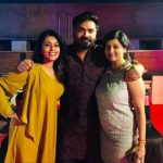 Str, Simbu, 2019, new year party, kiki vijay, gayathri