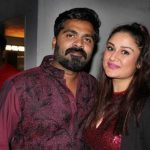 Str, Simbu, 2019, new year party, sonia aggarwal
