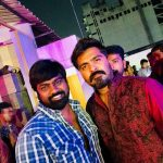 Str, Simbu, 2019, new year party, vaalu director