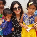 Surbhi, Voter Actress, childrends, coolers