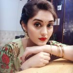 Surbhi, Voter Actress, makeup