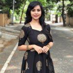 Suza Kumar, cute, lovely, black