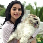 Suza Kumar, pet animal, dog, tamil actress