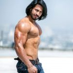 Thakur Anoop Singh, body builder, six pack, actor, photoshoot