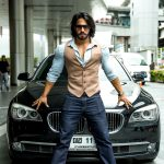 Thakur Anoop Singh, car, photoshoot, latest