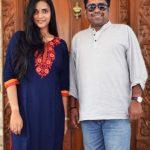 Vasundhara Kashyap, Bakrid Actress, seenu ramasamy, new movie