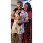 Vidya Balan, N.T.R Kathanayakudu Actress, hug, award