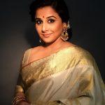 Vidya Balan, N.T.R Kathanayakudu Actress, pattu saree