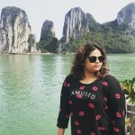 Vidyullekha Raman, Comedy Actress, coolers, sea, hills