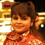Vidyullekha Raman, new hair style