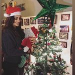 Yashika Aannand, X Mas, christmas, 2018 christmas