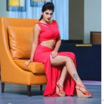 Yashika Aannand, glamour, photoshoot, red dress