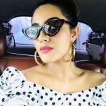 kavya thapar, Market Raja mbbs Actress, car, coolers