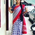 Alya Manasa, Raja Rani Serial Heroine, homely, wife