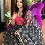 Alya Manasa, fancy dress, smile