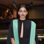 Banita Sandhu, Varma Actress, black dress, modern