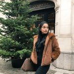 Banita Sandhu, Varma Actress, brown cort