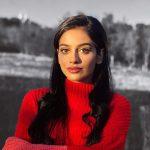 Banita Sandhu, Varma New Heroine, red t shirt, pretty