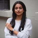 Banita Sandhu, Varma New Heroine, white dress, indtagram
