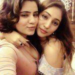 Bommu lakshmi, 90 ml actress, gf, hug