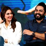 Dev Press Meet, tamil movie, karthi, rakul preet