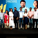 Dev Press Meet, team, dev team, movie