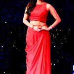 Keerthi Shanthanu, full size, Dance Vs Dance, red dress