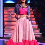 Keerthi Shanthanu, stylish, anchor