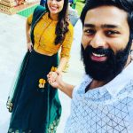 Kiki Vijay, Keerthi Shanthanu, hd, cute, celebrity couple